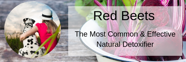 Red Beets Natural Detoxifier