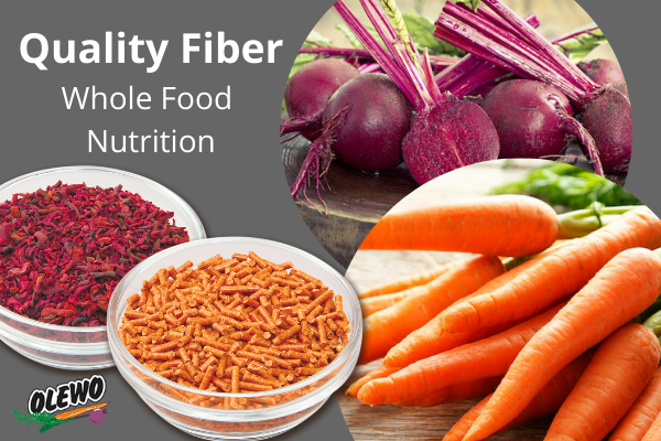 Quality Fiber Whole Food Nutrition
