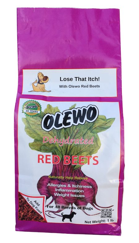 olewo beets for dogs bag 1 lb